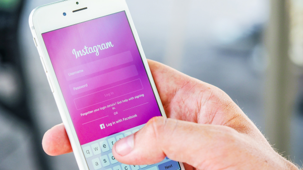 Instagram Mobile Password